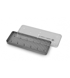 Sterilsation Tray, plastic