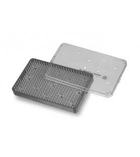 Sterilisation Tray, plastic