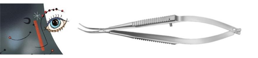 Pinzas para implantación