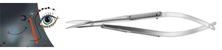 IOL Scissors